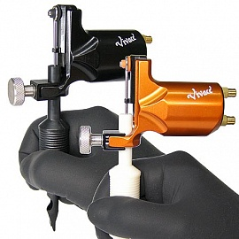 NeoTat & Vivace Tattoo Machines by Ray Webb, 3,5 stroke, orange
